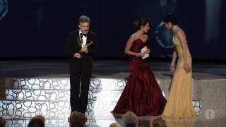 Christoph Waltz Wins Supporting Actor: 2010 Oscars