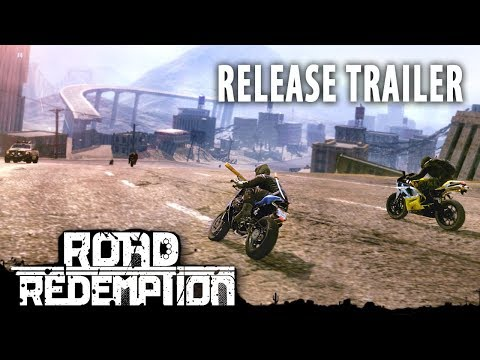 Road Redemption Release Trailer (OFFICIAL) thumbnail