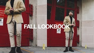 AUTUMN/FALL Outfit Ideas For Men | Fall Look Book