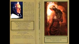 Manly P. Hall - Consciousness & Mind