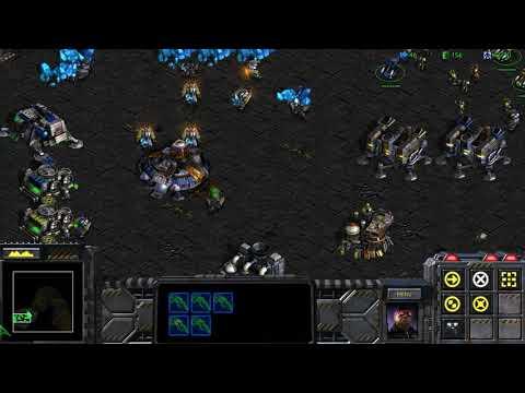 StarCraft: Brood War Alternate - The Unrest 01 - DEFCON 01