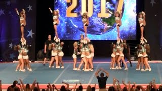 Cheer Extreme Raleigh Cougars Day 2 Worlds