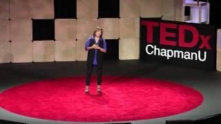 Every New Beginning | Mina Morita | TEDxChapmanU