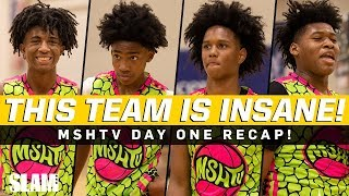 Jahzare Jackson & Rayvon Griffith REUNITE!? MSHTV Camp is RELOADED 🔥