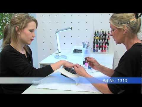 Nagelstudio & Nail Art Design mit Winter Special Anleitung | nded.de