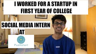 How I got my first internship in first year of college? Why everyone should do internships?