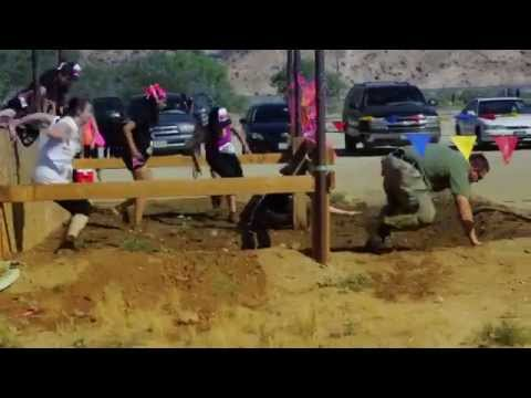 Hot an Dirty Mud Run 2014 Highlights