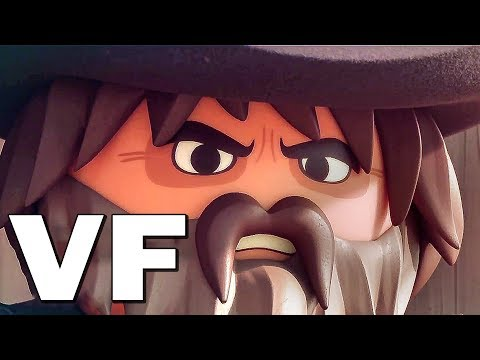 PLAYMOBIL Le Film Bande Annonce VF (Animation, 2019)
