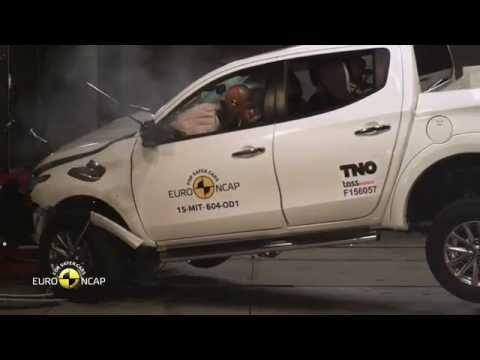 NCAP: Mitsubishi L200