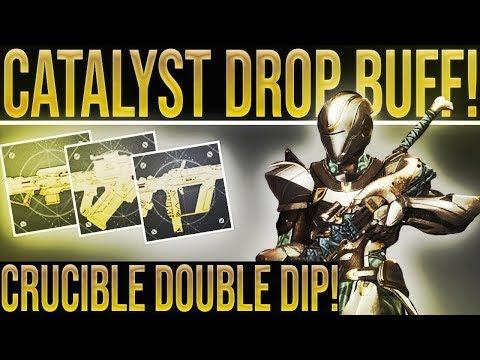 Destiny 2   Sleeper Stimulant Catalyst Farm Easy on LW Raid
