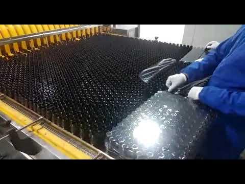 Automatic Tunnel Rising Machine