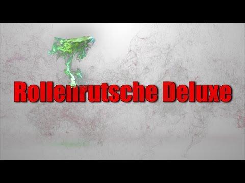 Rollenrutschbahn Deluxe