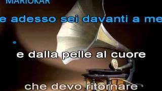 Antonello Venditti Dalla Pelle Al Cuore karaoke