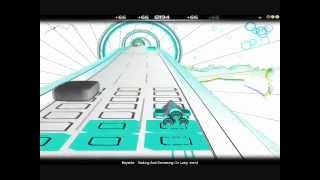 Audiosurf - Bayside - Sinking and Swimming on Long Island