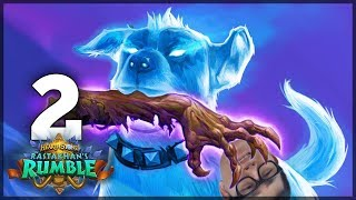 Priest Arena Has Been Buffed! P2   Amaz Hearthstone