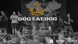 Dog Eat Dog Live @ Ieperfest 2014 (HD)