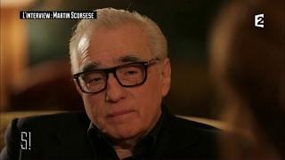 L Interview : Martin Scorsese - Stupéfiant !