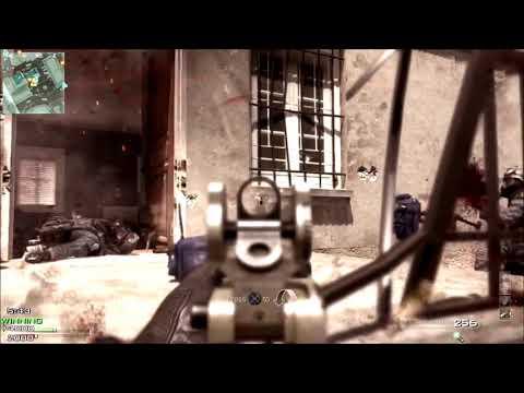 Call of Duty Modern Warfare 3 M O A B ON RESISTANCE