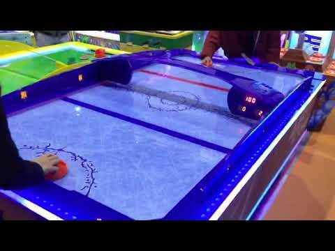 Indoor Air Hockey Game