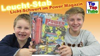 Power Magazin mit Spielzeug und Infos zu Lego Ninjago Minions Star Wars Zuschauer Grüße Kinder Kanal