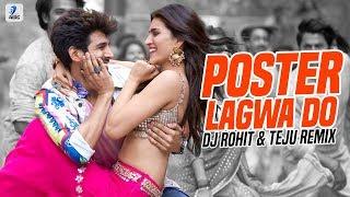 Poster Lagwa Do Remix | DJ Rohit  Teju | Luka Chuppi | Kartik Aaryan | Kriti Sanon