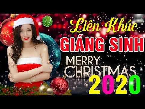 Liên Khúc Giáng Sinh 2020 Đón Noel Ấm Áp Hạnh Phúc - Nhạc Giáng Hay Nhất 2020 Merry Christmas