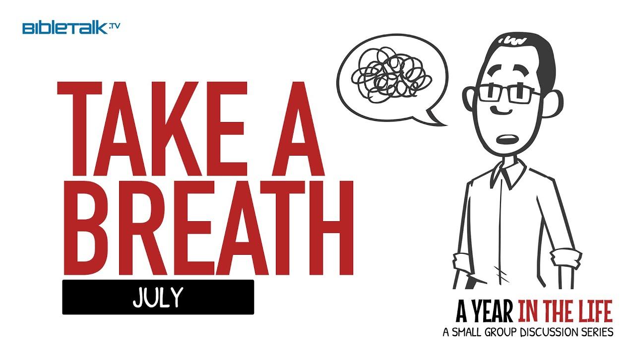 7. Take a Breath