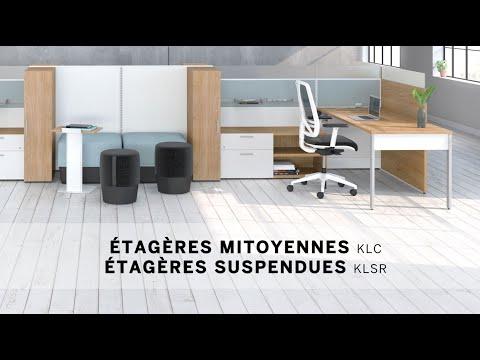 Vidéo d'installation 7 - Étagères et unités de rangement