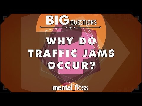 Why do traffic jams occur?  - Big Questions - (Ep. 224)