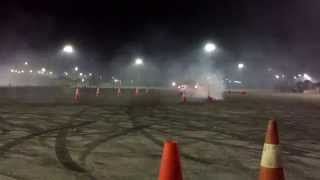 preview picture of video 'Lumina SS Coupe Drifting @ Bahrain Drag&Drift Nights'