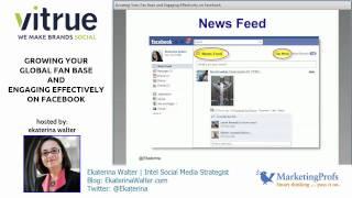 Community Manager Facebook Tips | Layout & The News Feed | Ep 2