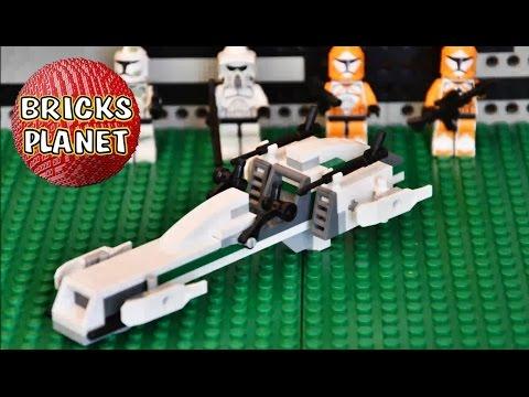 Vidéo LEGO Star Wars 7913 : Clone Trooper Battle Pack