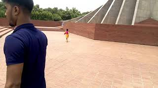 preview picture of video 'Jatiyo Sriti Shoudho (National Martyrs' Memorial), Savar: See'