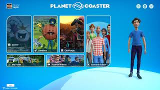 Planet Coaster 1 po Polsku: nowa seria-gra komputerowa