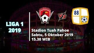 Jadwal Pertandingan dan Siaran Langsung Liga 1 2019 Kalteng Putra vs Barito Putera Sabtu (5/10)