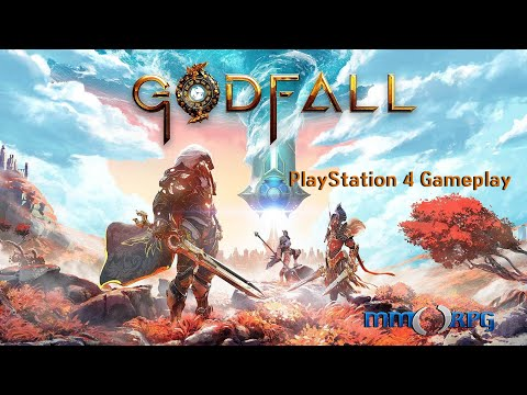 Exclusive: Godfall PlayStation 4 Single And Multi-Player Gameplay