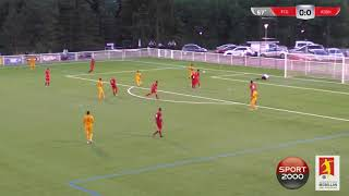 Coupe de Moselle - Guénange vs Bettborn 1-0 (AP)