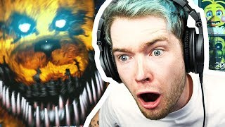THIS IS CRAZY!!!   FNAF ULTIMATE CUSTOM NIGHT