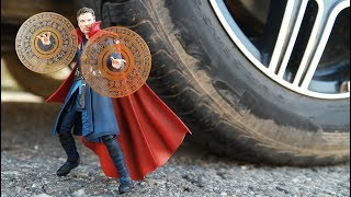 CAR VS DOCTOR STRANGE