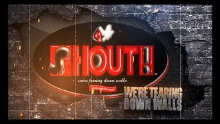 SHOUT! Christian Talk Show for Men #0015 Pastor Anthony Stricklin (Rebellion)