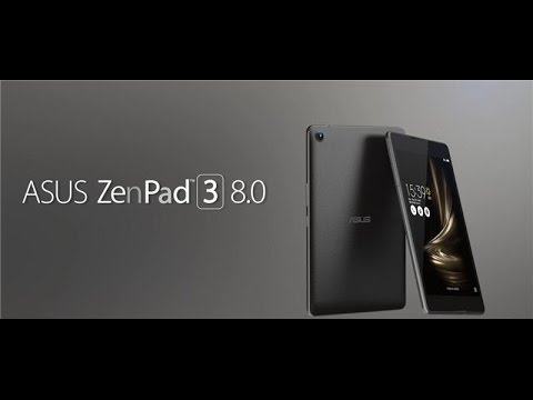 Cinematic entertainment with 2K IPS display - ZenPad 3 8.0 | ASUS