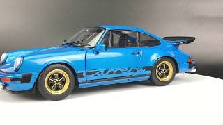 Solido Porsche 911 Carrera 3.0 Coupe