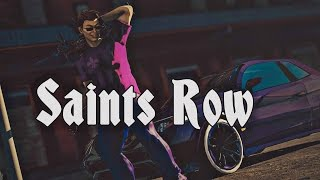 Where is Saints Row 5 ?