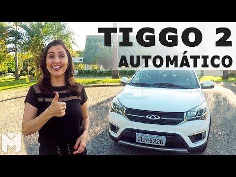 Chery Tiggo 2 Automático 2019 ACT em detalhes