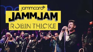 #JammJam | Robin Thicke, The Soul Rebels, Black Daddy | Perform 'Magic' LIVE