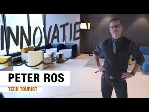 Tech trends van 2015. Peter Ros tijdens de Week van de Ondernemer. WVDO15