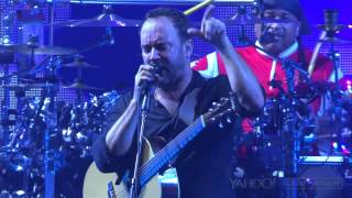 Dave Matthews Band - Sledgehammer - You Might Die Trying - Electric Set - Jacksonville - 15/7/2014