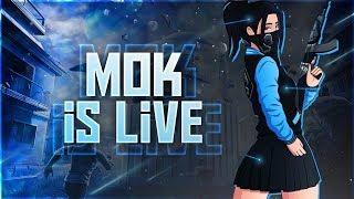 PUBG MOBILE LIVE l MOK is LIVE😎 l PUBG M l 모바일배틀그라운드 / PUBG live 모배