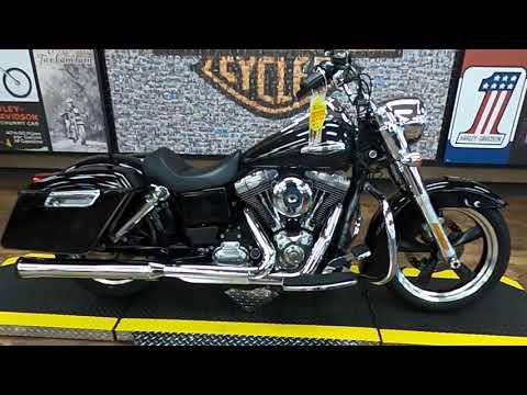 2012 Harley-Davidson Dyna Switchback FLD103