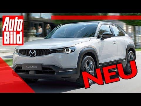 Mazda MX-30 (2020): Elektro - Wankel - Neuvorstellung - SUV - Coupé